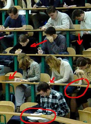 Cheating Pictures