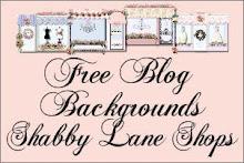 Shabby Lane Shops Free Blog Designs