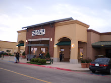 Coach outlet, Texas