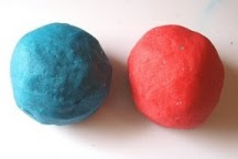 Homemade Playdough Tutorial