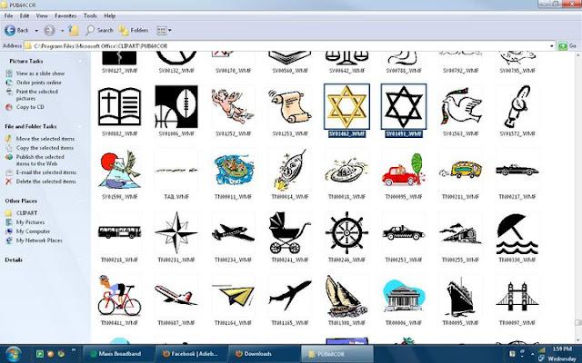Worldpeace8281 Lambang Yahudi Pada Program Windows