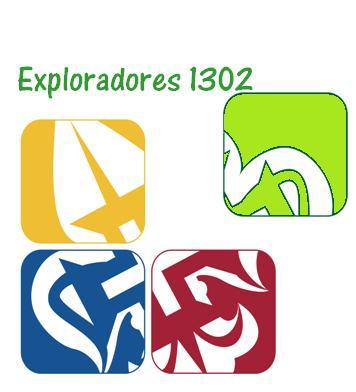 Exploradores 1302
