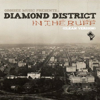 [专辑下载]Diamond District - In The Ruff(2009) - chanel115 - 欧美音乐下载.....