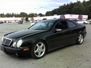 interstate auto auction 2002 mercedes benz clk430 amg. Black Bedroom Furniture Sets. Home Design Ideas