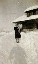 Cree Probst, Winter 1949