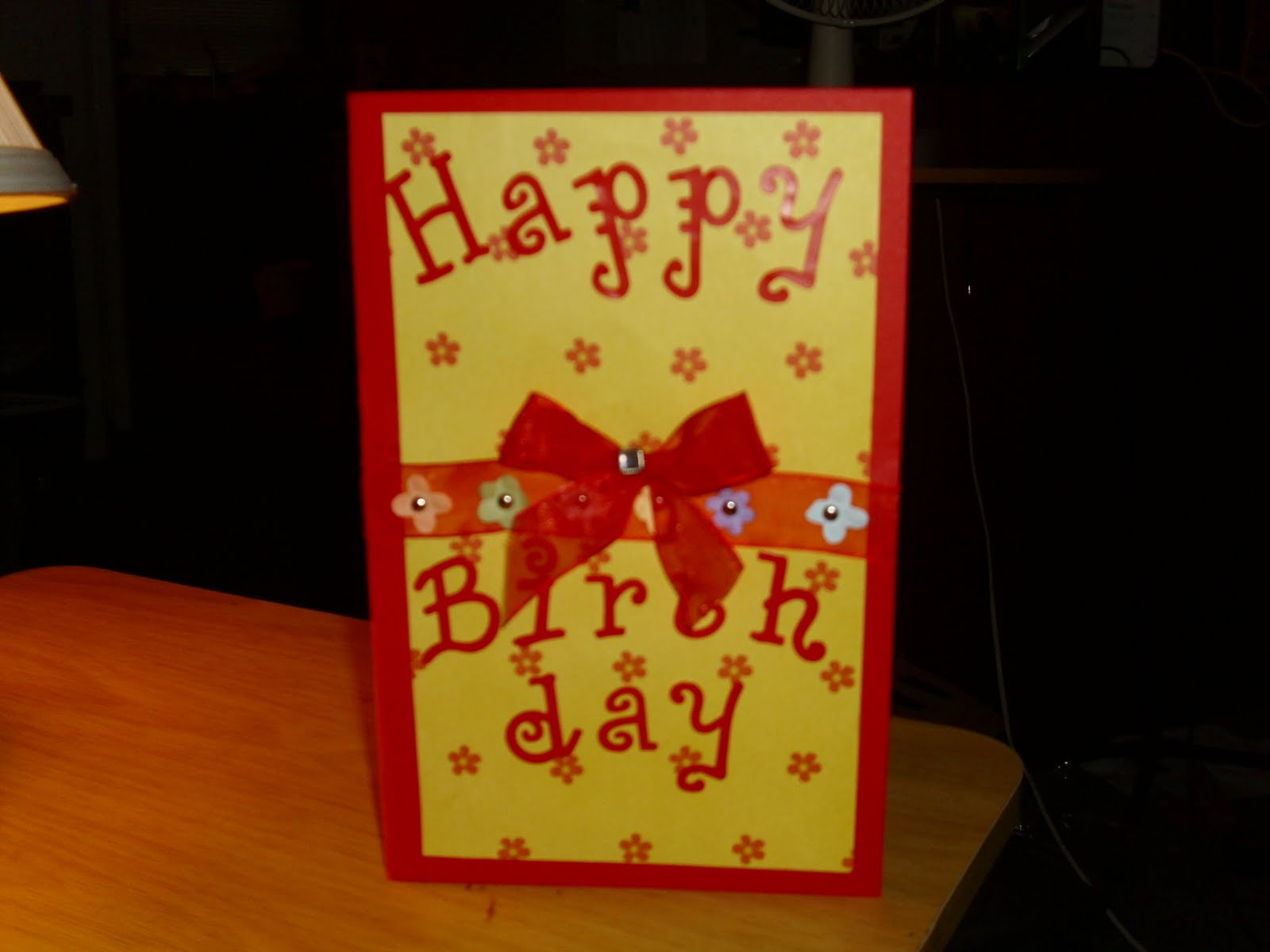 A Fast And Easy Way To Make A Beautiful Greeting Card