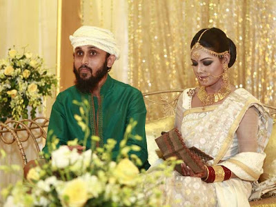 EXCLUSIVE NEWS: Tisa and Faruki Marriage Ceremony Pictures