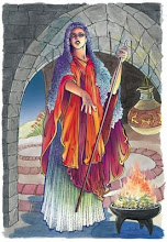 Hestia y el fuego