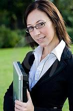 La mujer profesional capacitada