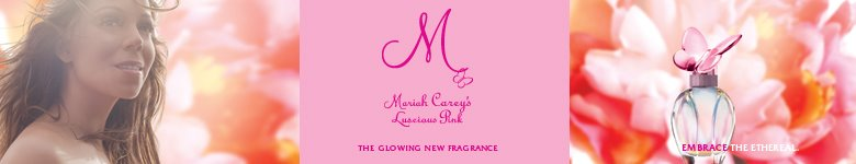 Mariah Carey's Luscious Hot Fragrant Best Sellers List!