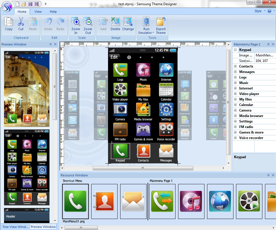 Download themes for samsung wave 3