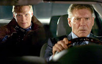 Harrison Ford's 'You've Surprised Me, But I'll Kill You As Soon As I Get the Chance' face.