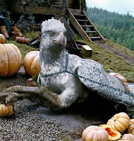 The illegitimate offspring of Shadowfax and Sam the Eagle.