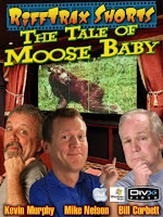 Moose Baby's friends grew up and began to thirst for his blood...
