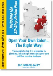Open Your Own Salon Handbook