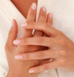 A saúde das unhas