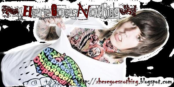 Here Goes Nothing! Blog de Traducciones; HxC, post-hxc, screamo, metalcore, indie & más.