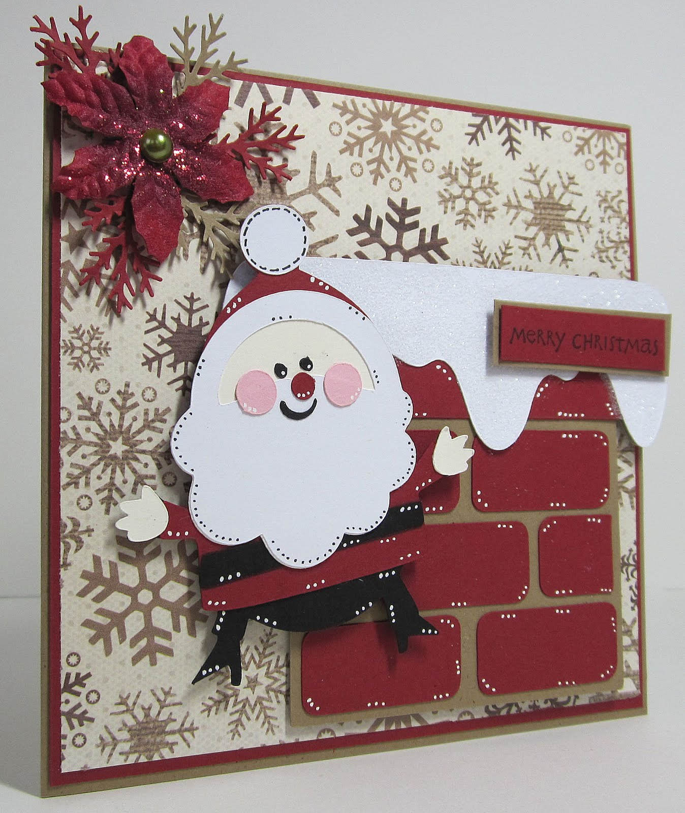 Ever After Papercrafts Two More Christmas Cricut Cards