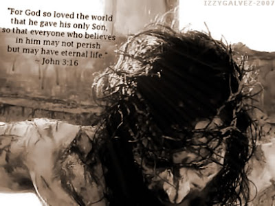 jesus cross pictures. jesus on cross drawing.