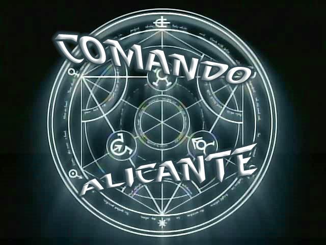Comando Alicante