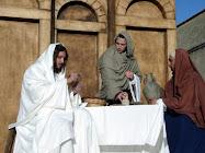 16. Gesù Risorto appare ai Discepoli di Emmaus