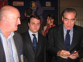 Cu Petre Roman la Madrid
