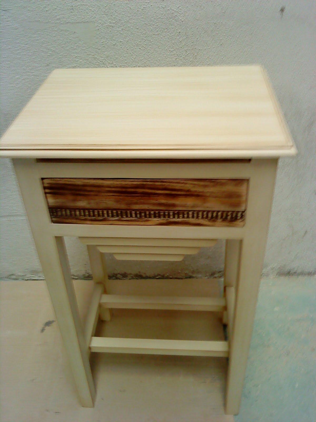 El rincon del mueble blanco roto - Muebles blanco roto ...