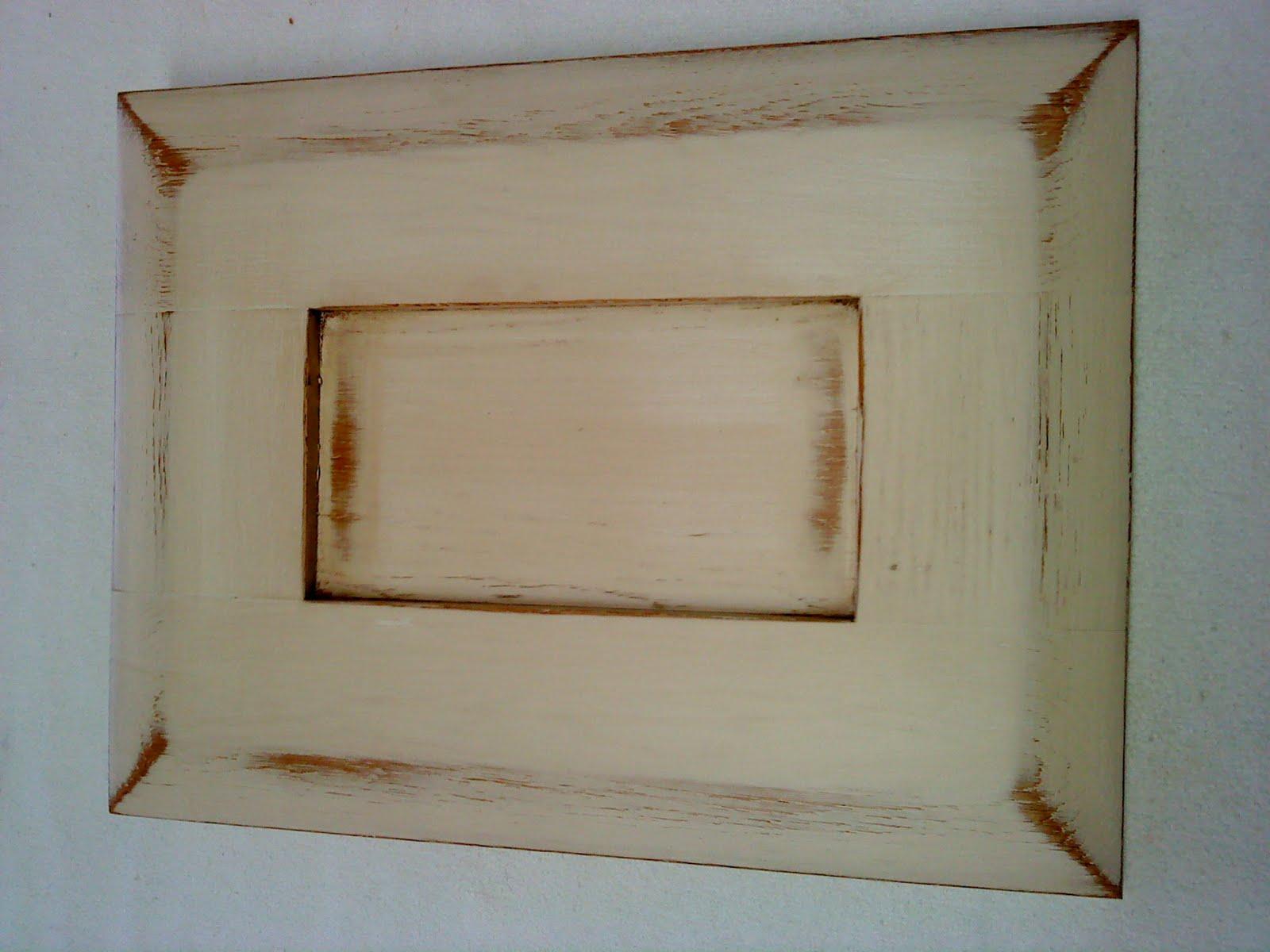 El rincon del mueble blanco roto decapado un aire rom tico - Mueble blanco decapado ...