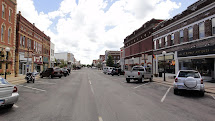Downtown New Ulm MN