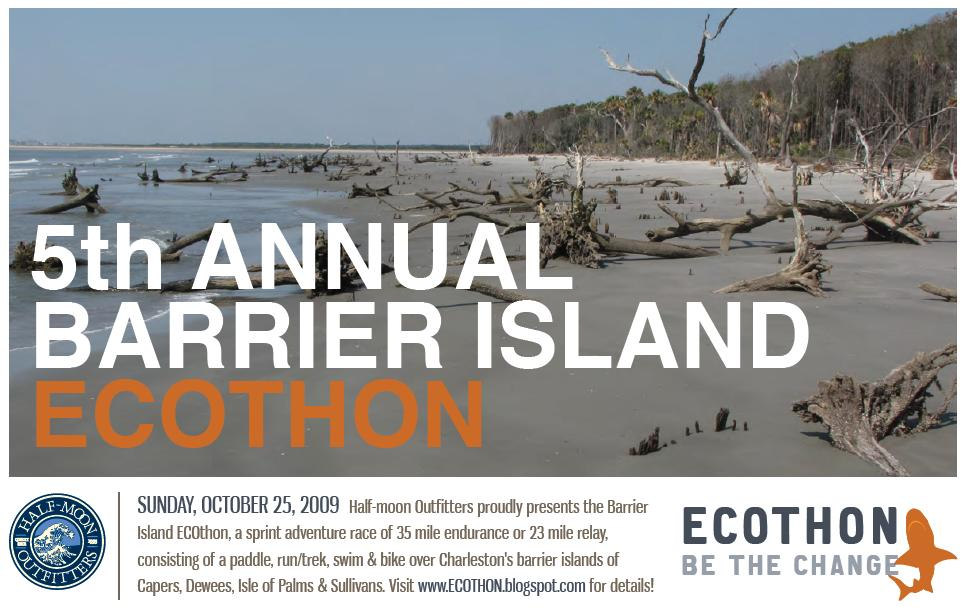 The Barrier Island ECOthon