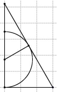 Circunferencia mediana