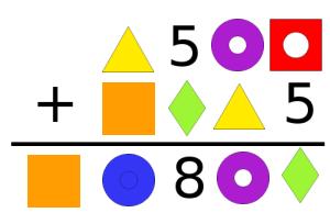 Suma de símbolos