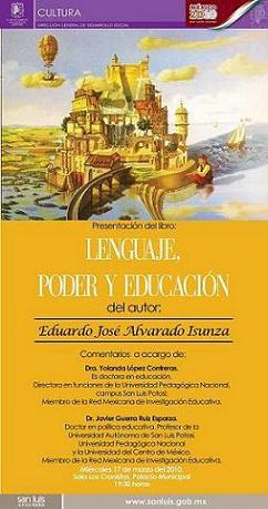Lenguaje, poder y educación