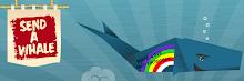 Os Traquinas já enviaram uma Baleia!