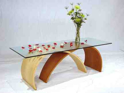 Modern Furniture Diana Discroll Table