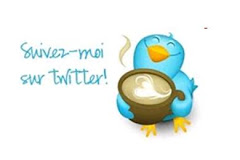 Suivez moi sur twitter