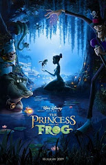 Afiche de Princess and the Frog