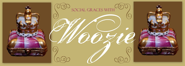 Social Graces with Woozie