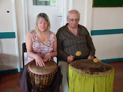 Mr n Mrs Drum Meditation