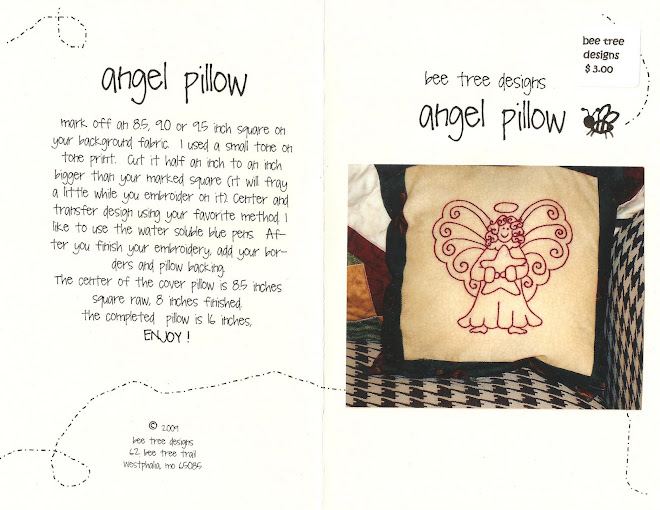 angel pillow