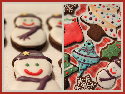 christmas biscuits picture