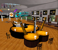 Hard Rock Cafe in Second Life