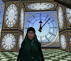 inside virtual Big Ben