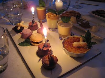 Amuse-Bouche Desserts
