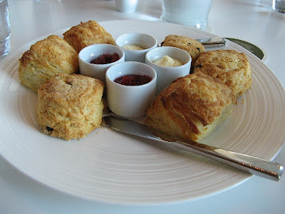 Biscuits and Scones at Mildred's Temple Kitchen
