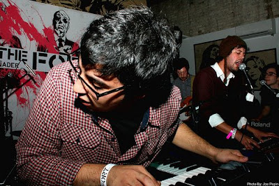 Passion Pit at CMJ 2008