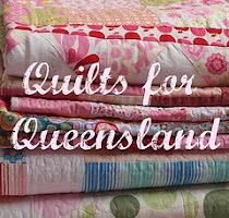 make a quilt block