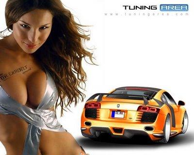 Chica Tunning 2011
