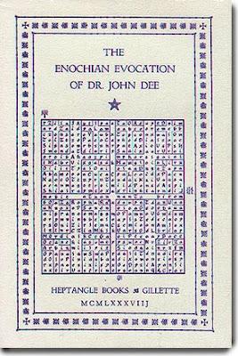 John Dee - Los libros condenados. Hallazgo:su espejo mágico era de origen mexicano Enochian
