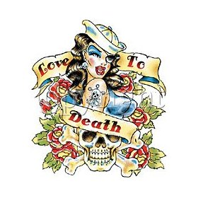 Rockabilly Tattoo Designs on Old School Tattoos Designs Jpg